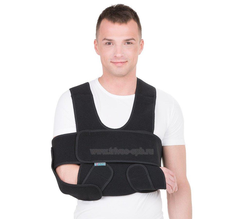 Отзывы о бандаж на плечевой сустав т-8106 объем движения в коленном суставе норма