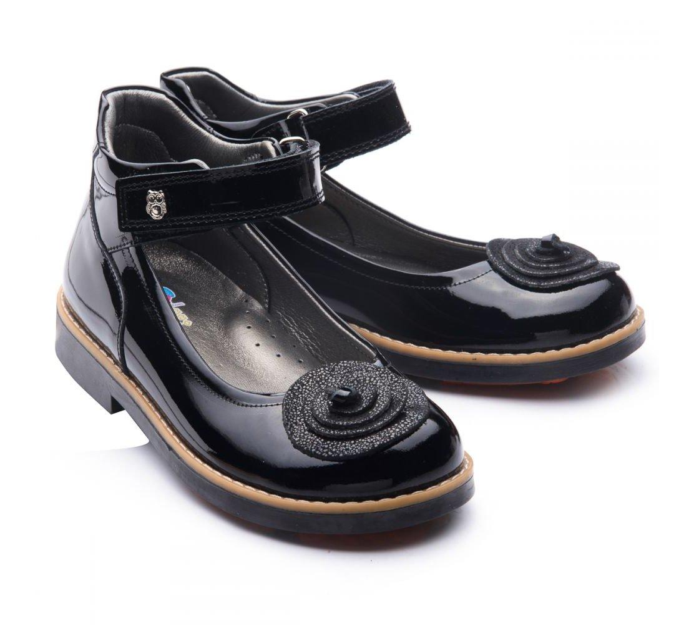 448bcbc32 ᐈ Ортопедические туфли для девочки Theo Leo 771 — купить в Орто-Лайн