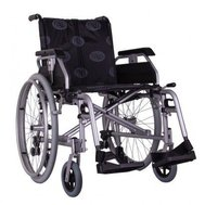 Фото Инвалидная коляска облегченная OSD Light 3(OSD-LWA2-**/LWS2-**) по цене 12980 грн. Торговая марка OSD (Италия). С механическим приводом.