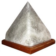 "Фото Соляная лампа ""Пирамида"" 3кг, ТМ Соляна(SW-1151) по цене 340 грн. Торговая марка Соляна (Украина). Соляные лампы."