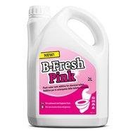 Фото Жидкость д/биотуалета B-Fresh Pink, 2 л(30553BJ) по цене 399 грн. Торговая марка Thetford (Голландия). Биотуалеты и жидкости.