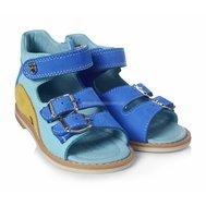 Фото Профилактические босоножки для мальчиков Theo Leo 134(LEO-134) по цене 1058 грн. Торговая марка TheoLeo (Турция). Летняя обувь.