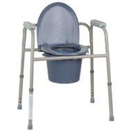 Фото Стальной стул-туалет OSD(OSD-BL710113) по цене 1330 грн. Торговая марка OSD (Италия). Туалетные стулья.