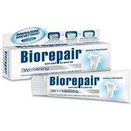 """Фото Зубная паста """"Отбеливание и защита"""", Biorepair(BR-whitening) по цене 154 грн. Торговая марка Biorepair (Италия). Уход за полостью рта."""