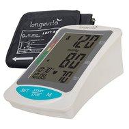Фото Автоматический измеритель давления Longevita ВР-103Н(LG-ВР-103Н ) по цене 733 грн. Торговая марка LONGEVITA (Великобритания). Автоматические тонометры.