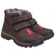 Фото Ботинки зимние профилактические для мальчика LEO-623(LEO-623) по цене 1416 грн. Торговая марка TheoLeo (Турция). Зимняя обувь.