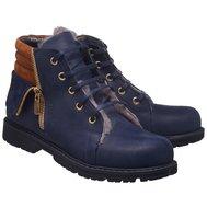 Фото Ботинки профилактические зимние для мальчиков LEO-622(LEO-622) по цене 1480 грн. Торговая марка TheoLeo (Турция). Зимняя обувь.