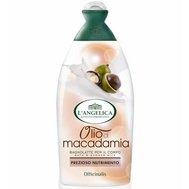 Фото L'angelica Гель/молочко для душа с маслом Макадамии, 500 мл(LA-GMOM500) по цене 108 грн. Торговая марка L'Angelica. Гели.