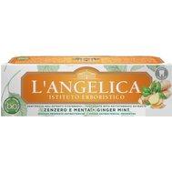 """Фото Зубная паста L'Angelica """"Имбирь и мята"""" 75 мл(LA-ZPIM75) по цене 94 грн. Торговая марка L'Angelica. Зубные пасты."""
