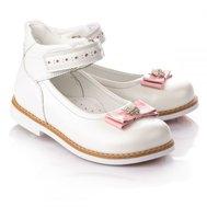 Фото Ортопедические туфли для девочек THEO LEO 650(LEO-650) по цене 1290 грн. Торговая марка TheoLeo (Турция). Весенняя, осенняя обувь.