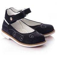 Фото Ортопедические туфли для девочек THEO LEO 655(LEO-655) по цене 1290 грн. Торговая марка TheoLeo (Турция). Весенняя, осенняя обувь.