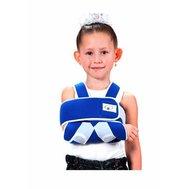 Фото Бандаж на плечевой сустав детский (повязка Дезо) РП-6К-М1(РП-6К-М1д) по цене 466 грн. Торговая марка Реабилитимед (Украина). Ортопедические изделия для суставов.