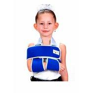 Фото Бандаж на плечевой сустав с фиксацией к туловищу детский РП-6К-М(РП-6К-Мд) по цене 468 грн. Торговая марка Реабилитимед (Украина). Плечо.