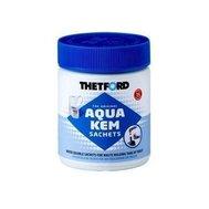 Фото Порошок для биотуалета Aqua Kem Sachets(30262BJ) по цене 474 грн. Торговая марка Thetford (Голландия). Биотуалеты и жидкости.