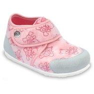 Фото Тапочки ортопедические детские, домашние Kinder, Grubin(gr-55236) по цене 960 грн. Торговая марка Grubin (Сербия). Зимняя обувь.