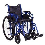Фото Универсальная инвалидная коляска OSD Millenium ІІІ  с санитарным оснащением(OSD-STB3) по цене 12140 грн. Торговая марка OSD (Италия). С механическим приводом.