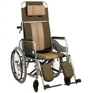 Фото Многофункциональная коляска с высокой спинкой OSD(OSD-MOD-1-45) по цене 13990 грн. Торговая марка OSD (Италия). С механическим приводом.