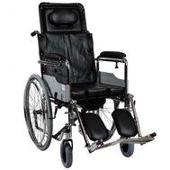 Фото Многофункциональная коляска с туалетом OSD(OSD-MOD-2-45) по цене 9980 грн. Торговая марка OSD (Италия). С механическим приводом.