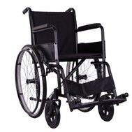 Фото Инвалидная коляска OSD Economy с санитарным оснащением(OSD-ECO1-**+WC) по цене 6990 грн. Торговая марка OSD (Италия). С механическим приводом.