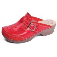 Фото Сабо анатомические женские LEDI Anatomic (322)(LED-322) по цене 874 грн. Торговая марка LEDI Anatomic (Сербия). Ортопедическая обувь.