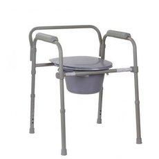 Складной стул-туалет OSDСкладной стул-туалет OSD