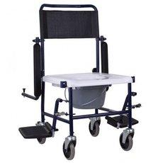Кресло-каталка с санитарным оснащением OSD MOD JBSКресло-каталка с санитарным оснащением OSD MOD JBS