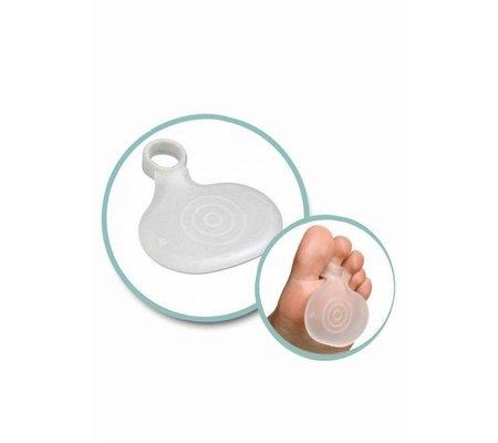 Фото Вставка под плюсну GBC-110 Foot Care(GBC-110) по цене 125 грн. Торговая марка Foot Care (Украина). Межпальцевые перегородки и протекторы пальцев.