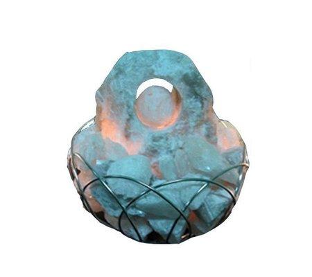 """Фото Соляная лампа """"Грот"""" 6-8 кг.(SW-grot) по цене 370 грн. Торговая марка Соляна (Украина). Соляные лампы."""