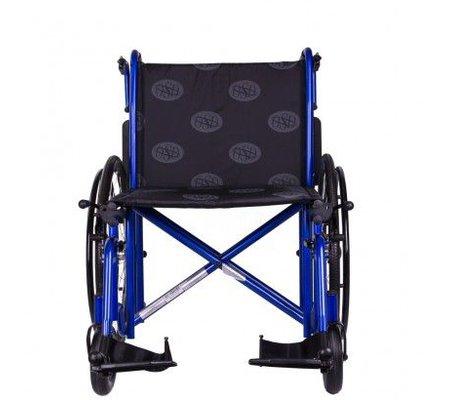 Фото Инвалидная коляска усиленная OSD Millenium Heavy Duty(OSD-STB2HD-**) по цене 13990 грн. Торговая марка OSD (Италия). С механическим приводом.
