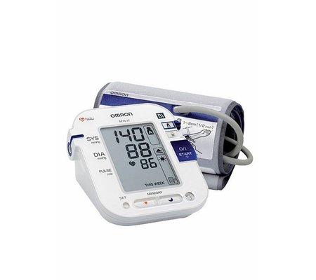 Фото Тонометр автоматический OMRON M10 IT с удлиненной манжетой Comfort Cuff(НЕМ-7080ІТ-Е) по цене 3670 грн. Торговая марка OMRON (Япония). Автоматические тонометры.