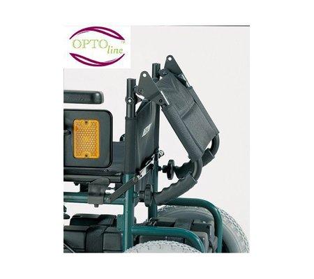 Фото Коляска с электроприводом (Meyra Германия, CLOU 9.500)(CLOU-9.500) по цене 31199 грн. Торговая марка Meyra (Германия). С электрическим приводом.