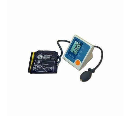 Фото Полуавтоматический тонометр на плечо, LD-4(LD-4) по цене 766 грн. Торговая марка Little Doctor (Сингапур). Полуавтоматические тонометры.