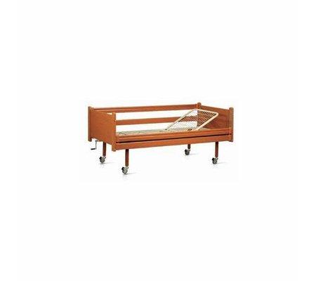 Фото Кровать деревянная функциональная двухсекционная OSD-93(OSD-93) по цене 16690 грн. Торговая марка OSD (Италия). Медицинские кровати.