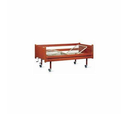 Фото Кровать деревянная функциональная трёхсекционная OSD-94(OSD-94) по цене 17790 грн. Торговая марка OSD (Италия). Медицинские кровати.