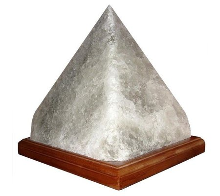 "Фото Соляная лампа ""Пирамида"" 3кг, ТМ Соляна(SW-1151) по цене 292 грн. Торговая марка Соляна (Украина). Соляные лампы."