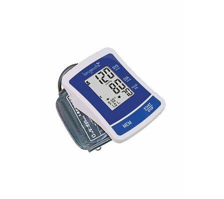 Фото Измеритель давления Longevita BP-1209(LG-BP-1209) по цене 615 грн. Торговая марка LONGEVITA (Великобритания). Автоматические тонометры.