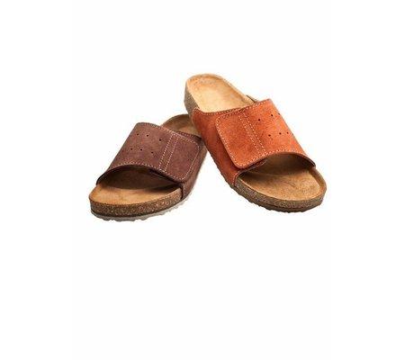 Фото Ортопедические шлепанцы взрослые Т-56(Т-56) по цене 419 грн. Торговая марка Ортекс (Украина). Повседневная обувь.