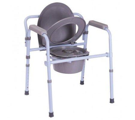 Фото Стул-туалет складной OSD(OSD-RB-2110) по цене 1549 грн. Торговая марка OSD (Италия). Туалетные стулья.