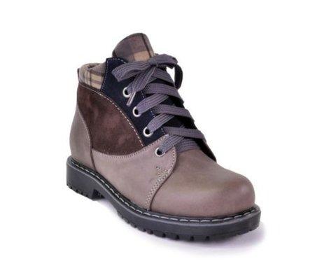Фото БОТИНКИ ЗИМНИЕ ОРТОПЕДИЧЕСКИЕ С ЖЕСТКИМ ЗАДНИКОМ KODO 721(KODO-721) по цене 1272 грн. Торговая марка KODO (Украина). Зимняя обувь.