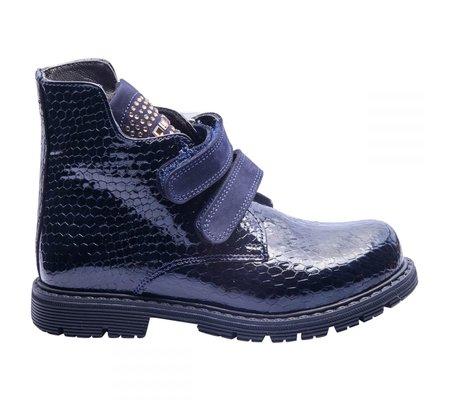 Фото Ботинки профилактические для девочек, THEO LEO 596(LEO-596) по цене 1460 грн. Торговая марка TheoLeo (Турция). Весенняя, осенняя обувь.