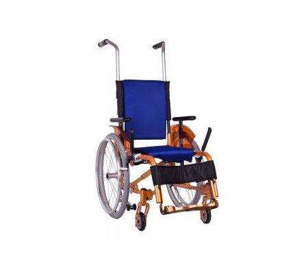 Фото Детская активная инвалидная коляска OSD ADJ Kids(OSD-ADJK-М/R) по цене 16450 грн. Торговая марка OSD (Италия). С механическим приводом.
