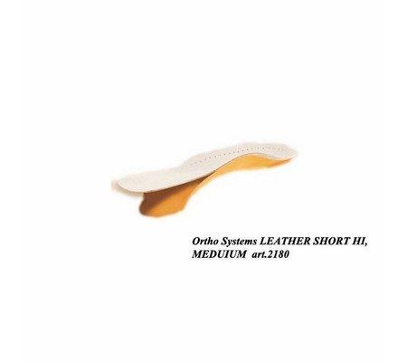 Фото Индивидуальная ортопедическая полустелька Ortho Systems LEATHER SHORT HI, MEDIUM(p-2180) по цене 509 грн. Торговая марка Pedag (Германия). Индивидуальные стельки Pedag.