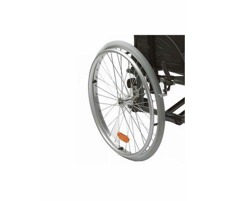 Фото Инвалидная коляска Action 4NG HD, Invacare(Action 4 NG HD) по цене 22990 грн. Торговая марка Invacare (Германия). С механическим приводом.
