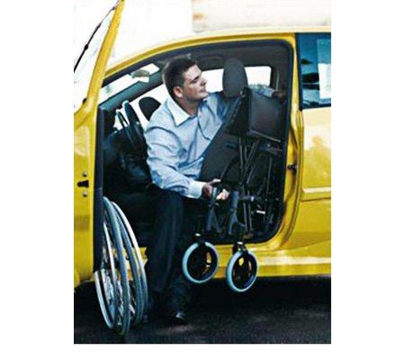 Фото Инвалидная коляска облегченная Action 4NG, Invacare(Action 4 NG) по цене 20900 грн. Торговая марка Invacare (Германия). С механическим приводом.