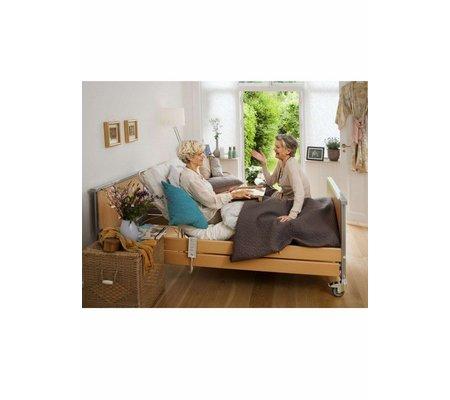 Фото Кровать с электроприводом Medley Ergo(Medley Ergo W) по цене 33990 грн. Торговая марка Invacare (Германия). Медицинские кровати.