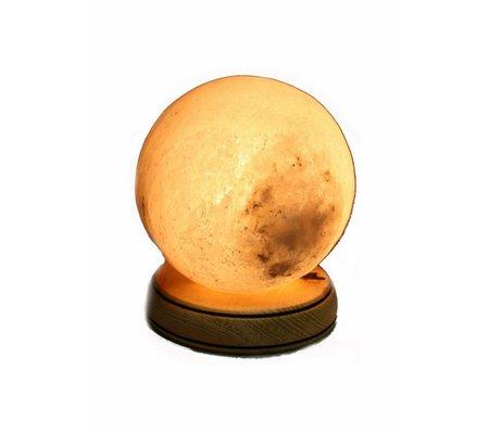 """Фото Соляная лампа """"Шар""""(shar877) по цене 320 грн. Торговая марка Соляна (Украина). Соляные лампы."""