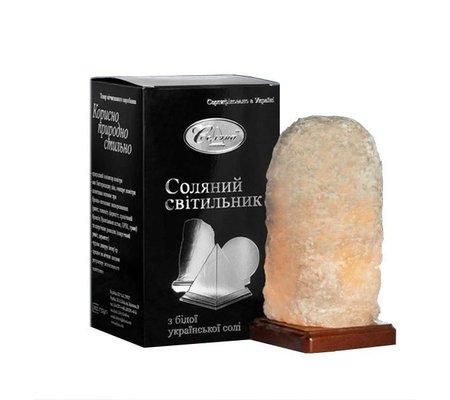 """Фото Соляной светильник """"Скала"""". Вес 3-4 кг. ТМ Соляна(SW-1120) по цене 247 грн. Торговая марка Соляна (Украина). Соляные лампы."""
