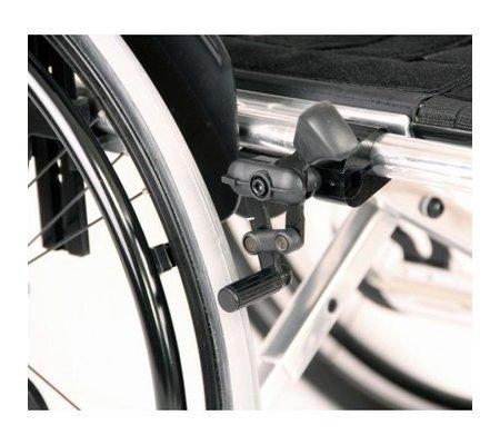 """Фото Активная инвалидная коляска """"ADJ""""(OSD-ADJ-P (M)) по цене 18980 грн. Торговая марка OSD (Италия). С механическим приводом."""