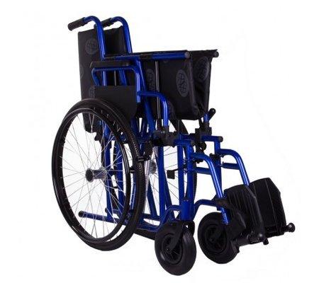 Фото Инвалидная коляска усиленная OSD Millenium Heavy Duty(OSD-STB2HD) по цене 12990 грн. Торговая марка OSD (Италия). С механическим приводом.