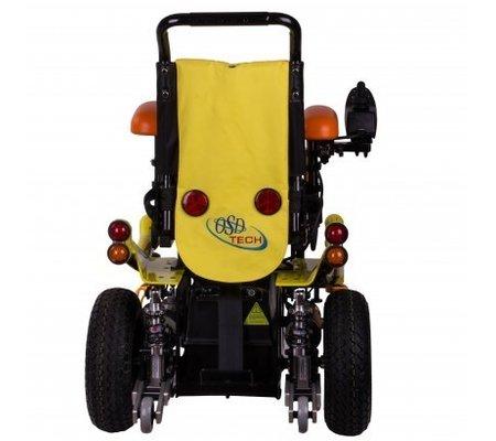 Фото Детская электроколяска OSD Rocket Kids(OSD-ROCKET-K) по цене 98900 грн. Торговая марка OSD (Италия). С электрическим приводом.